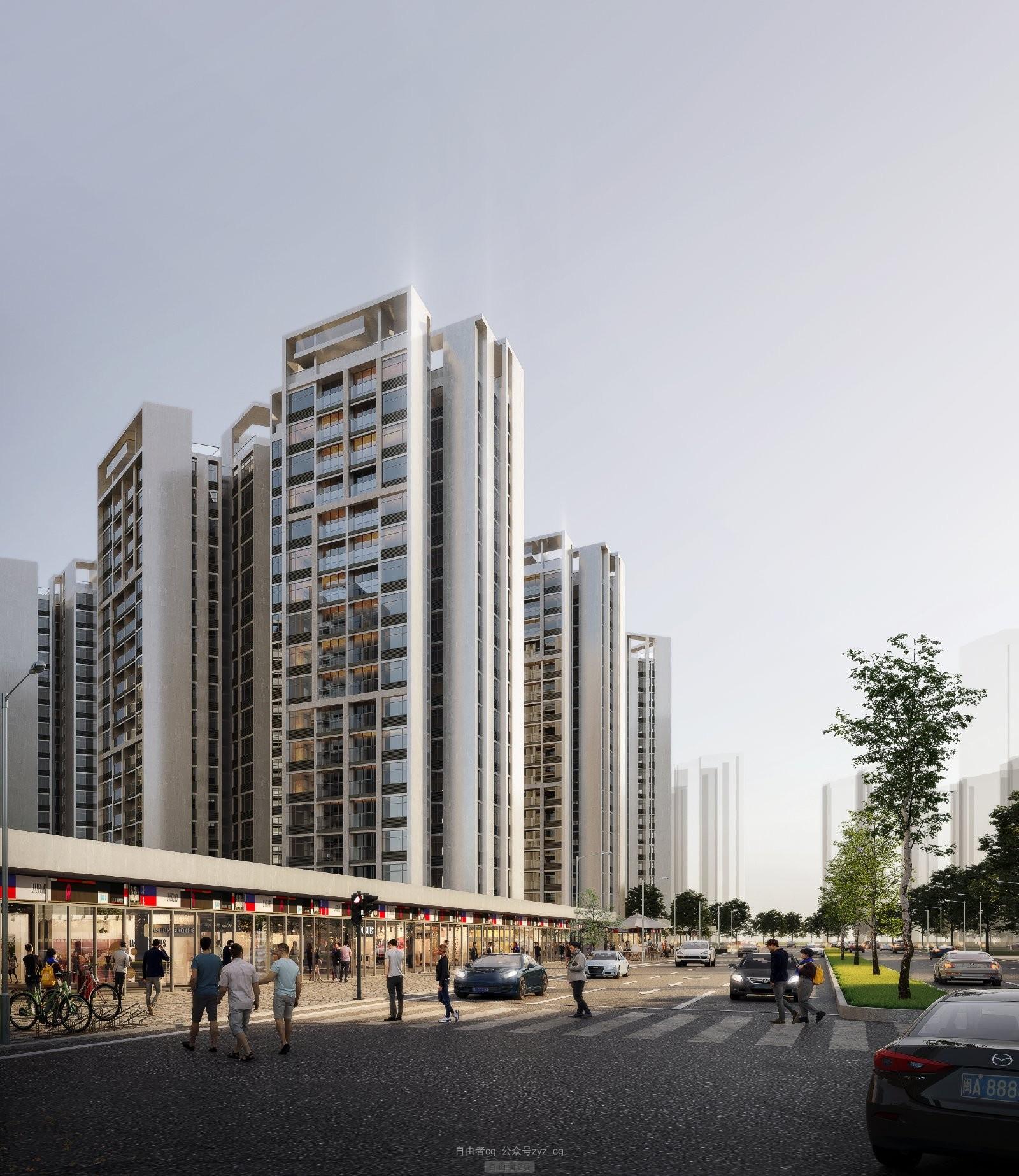 Ⅰ-W2004016A 福州住宅第一轮2020.4.7 彭俊博F3-V002-DD..jpg