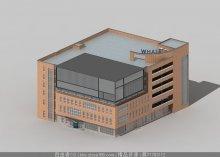 2#建筑3d模型