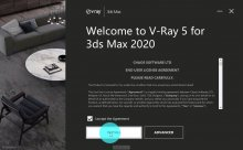V-Ray 5.00.05 for MAX2018-2021英文原版破解汉化