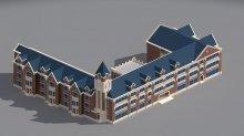 专职承接建筑模型