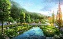 郑州创景建筑景观效果图设计